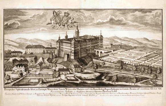 broumovský klášter ubytování