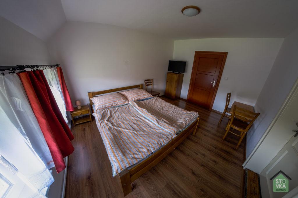 Apartmán č. 2 - první pokoj