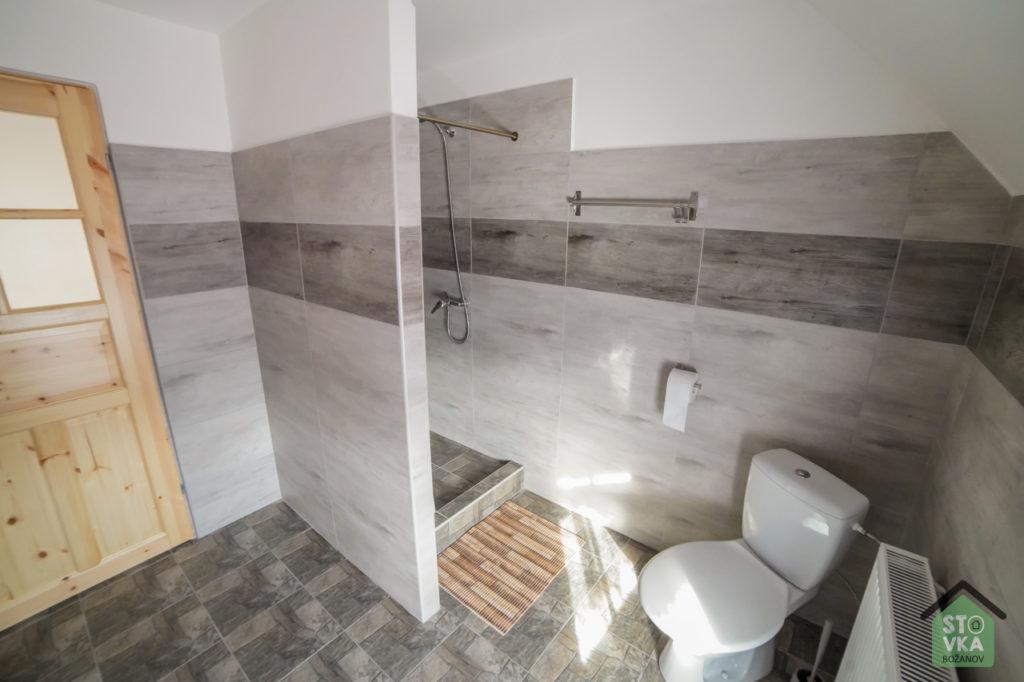 Studio pro 5 osob - koupelna