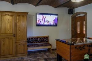 Společenská místnost - TV